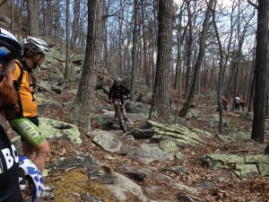 There were some guys that could ride rocks plenty well already...  Classic PA.